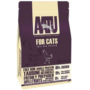 AATU for CATS Free Run Chicken Grain Free Dry Cat Food
