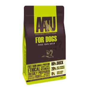 AATU Free Run Duck Grain Free Dry Dog Food