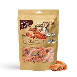 Absolute Bites Freeze Dried Raw Red Lobster Dog & Cat Treats 40g