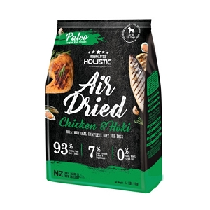 Absolute Holistic Air Dried Chicken & Hoki