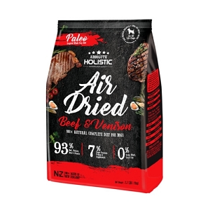 Absolute Holistic Air Dried Venison & Beef