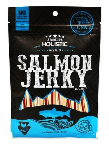 Absolute Holistic Grain-Free Salmon & Whitefish Sandwich Dog Treat