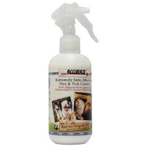 Accurate Flea & Tick Control Spray