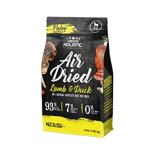 Absolute Holistic Air Dried Lamb & Duck Dry Dog Food