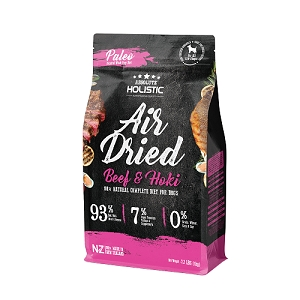 Absolute Holistic Air Dried Beef & Hoki Dry Dog Food