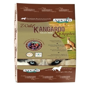 Addiction Grain Free Wild Kangaroo & Apples Dry Dog Food