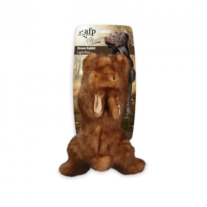 AFP Classic Brown Rabbit Toy S