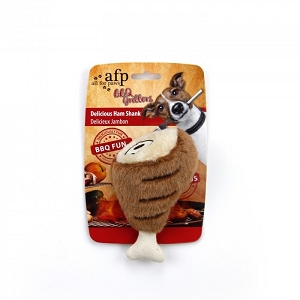 AFP Delicious Ham Shank Plush Toy