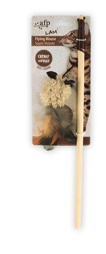 AFP Lambswool Flying Mouse Wand