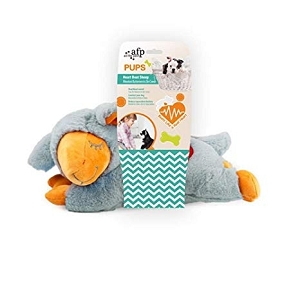 AFP Little Buddy Heart Beat Sheep Toy