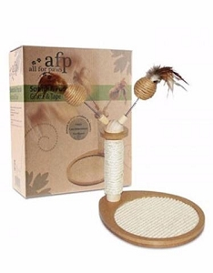 AFP Scratch and Punch Cat Scratcher