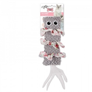AFP Shabby Chic Cat Cute Cuddler Toy