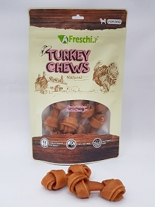 Afreschi Knotted Turkey Tendon Bone 130g
