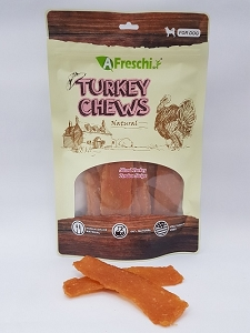 Afreschi Sliced Turkey Tendon Stripe 120g