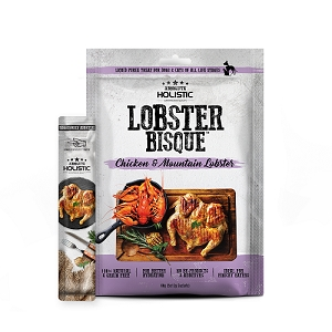 Absolute Holistic Lobster Bisque Chicken & Mountain Lobster Dog & Cat Treat 60g