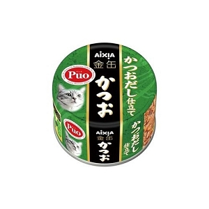 Aixia Kin-can Canned dashi skipjack tuna in skipjack tuna stock