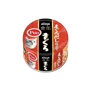 Aixia Kin-can Canned dashi tuna in tuna stock