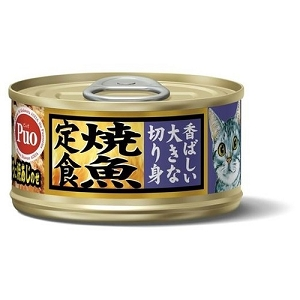 Aixia Yakizakana Canned Tuna with Grilled Horse Mackerel