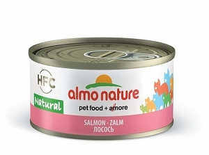 Almo Nature Canned Salmon Cat Food