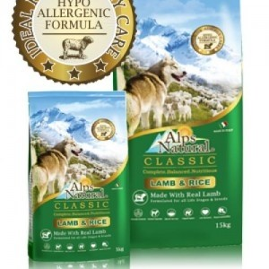 Alps Natural Classic Lamb & Rice Dry Dog Food