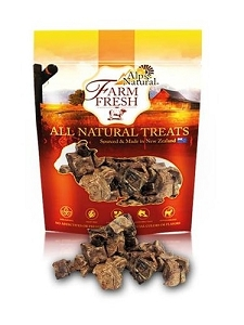 Alps Natural Farm Fresh Deer Nuggets Dog Treat