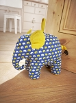 Animal Merchandise Door Stop Elephant