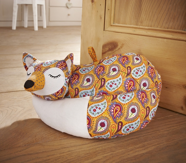 Animal Merchandise Door Stop Fox