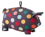 Animal Merchandise Door Stop Piggy