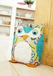 Animal Merchandise Door Stop Owl
