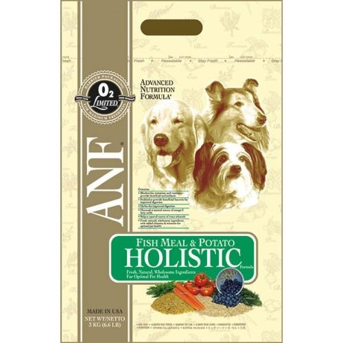 ANF Holistic Fish Meal & Potato Dry Dog Food