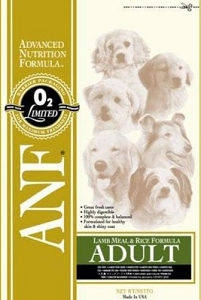 ANF Lamb Meal & Rice Adult Dry Dog Food