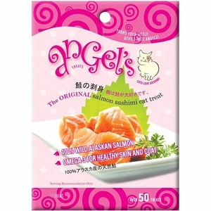 Angel's Salmon Sashimi Cat Treats