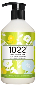 APT1022 Green Pet Care Volume Up Shampoo