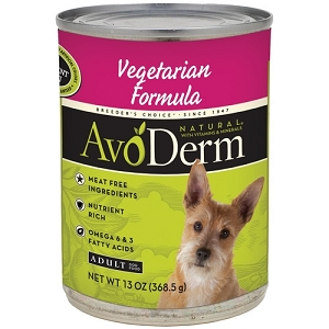 AvoDerm Canned Vegetarian Formula