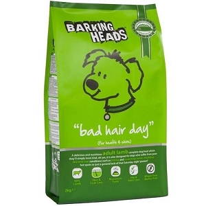 Barking Heads Bad Hair Day Lamb Dry Dog Food