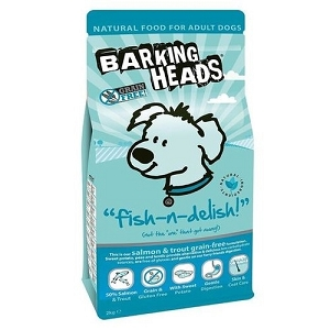 Barking Heads Fish-N-Delish Grain Free Dry Dog Food