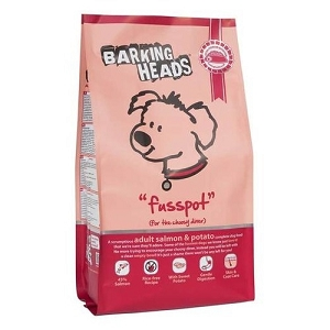 Barking Heads Fusspot Salmon & Potato Dry Dog Food