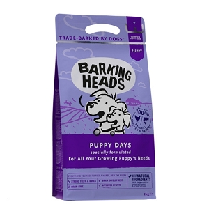 Barking Heads Puppy Days Dry Food