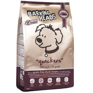 Barking Heads Quackers Grain Free Dry Dog Food