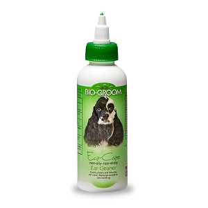 Bio-Groom Ear Care Non-Oily-Non-Sticky Ear Cleaner 4oz