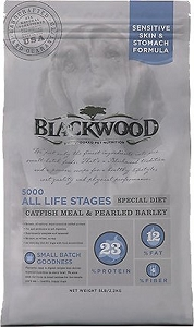 Blackwood All Life Stages Special Diet Catfish Meal & Pearled Barley Dry Dog Food