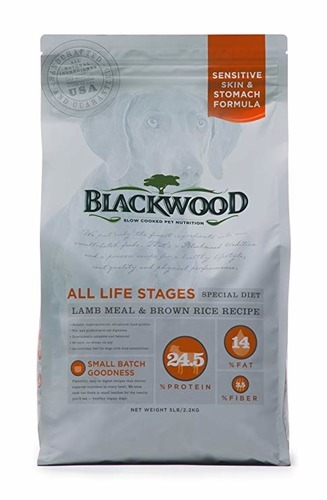 Blackwood All Life Stages Special Diet Lamb Meal & Brown Rice Dry Dog Food