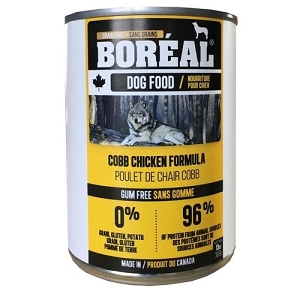 Boreal Canned Canadian Cobb Chicken Formula 369g