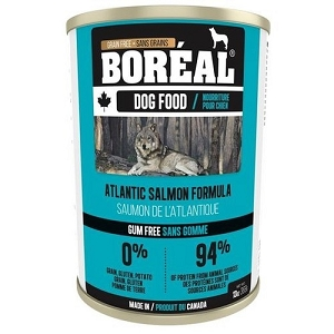 Boreal Canned Cobb Chicken and Atlantic Salmon 369g