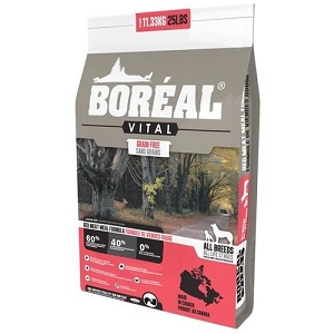 Boreal Grain Free Vital All Breed Red Meat Meal