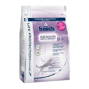 Bosch Life Protection Senior Age & Weight Dry Dog Food