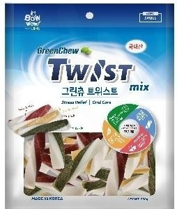 Bow Wow Green Chew Twist
