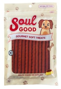Bow Wow Soul Good Carrot Sticks Dog Treats