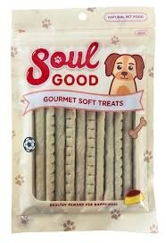 Bow Wow Soul Good Milk Sticks Dog Treats