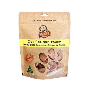 Bugsy's I've Got The Power - Chicken 70g